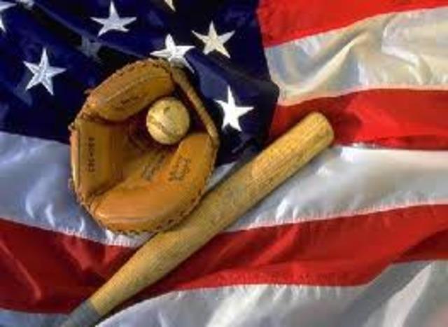 My intro to baseball