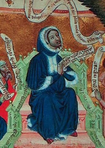 Naixement de Francesc Eiximenis (1328, 1332 -1409)