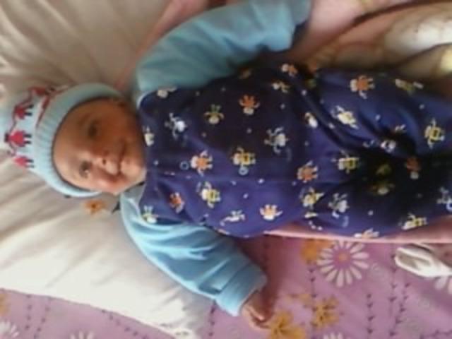 My Nephew was born