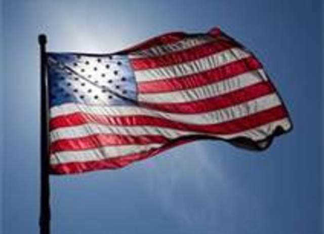 2nd U.S flag
