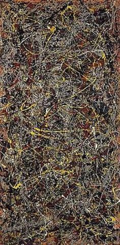 'No.5' - Jackson Pollock