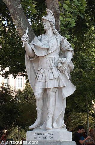 IÑIGO ARISTA (816-852)