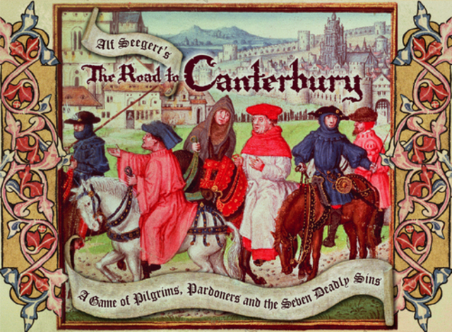 The Canterbury Tales Published between 1381 and 1386