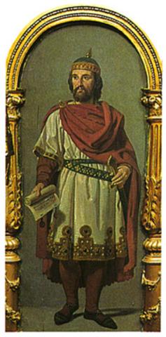 Iñigo Arista (reinado 810-850)- Dinastia Iñiga