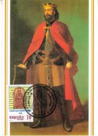 Sancho Ramirez (1076-1094) Dinastía Jimena