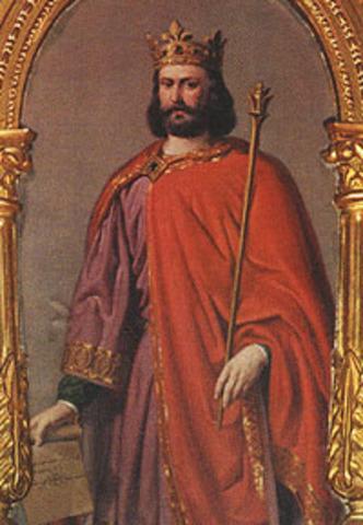 Sancho  VI El Sabio (reinado 1150-1194) Dinastía Jimena