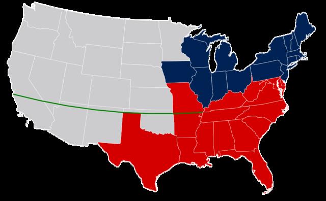 Missouri Compromise of 1820