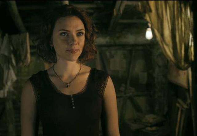 Agent Romanoff is sent to find Bruce Banner to trace the Tesseract through Gamma Radiation.