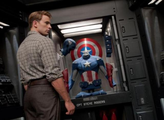 Director Fury assins Steve Rogers to retrive the Tesseract from Loki.