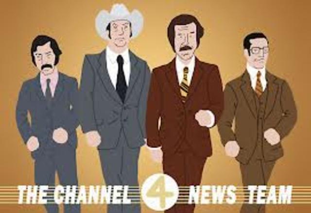 Channel 4 news team #1