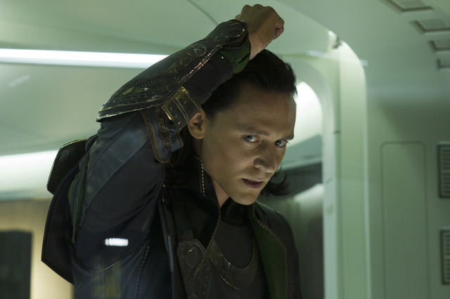 Thor finds more about Loki's plan when he confronts him again.