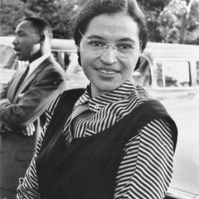 Rosa Parks Sat for Equality timeline