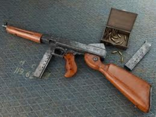 The Tommy Gun!
