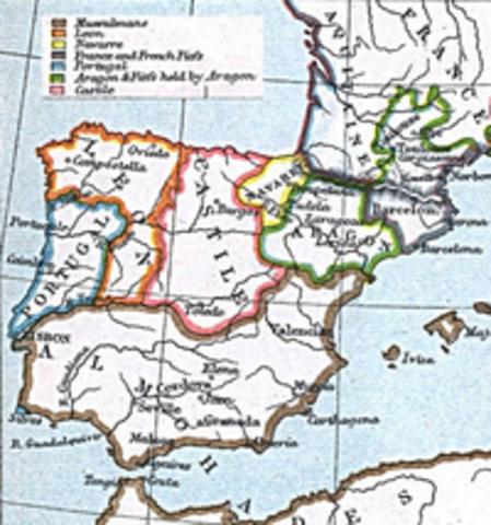 Primera mención de Castilla