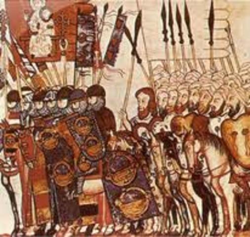 Inicio de la Reconquista