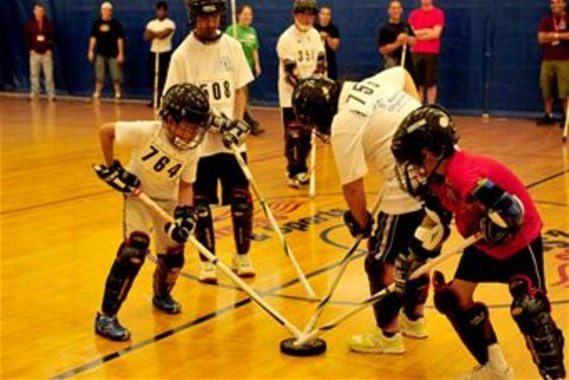 Floor Hockey Added