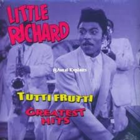 Little Richard-Tutti Frutti