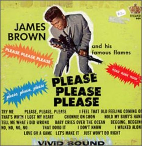 James Brown- Please Please Please