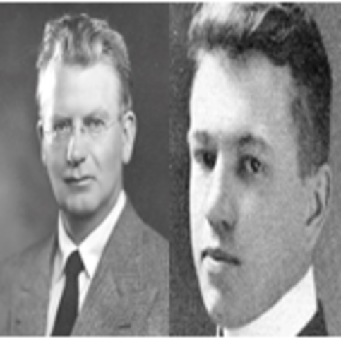 John Logie Baird en Inglaterra y Clarence Hansell