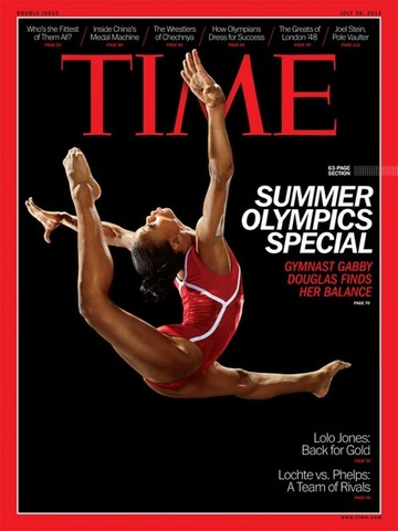 Sports Illustrated and Time Magazine