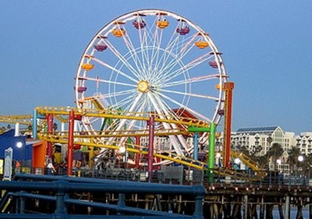 Santa Monica Pier Sold