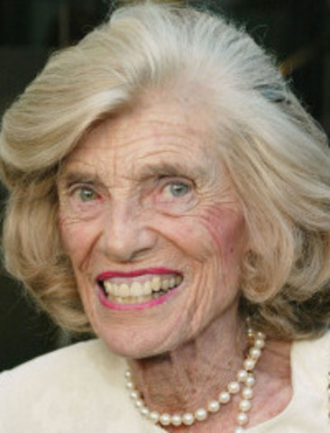 Eunice Kennedy Shriver Passes Away