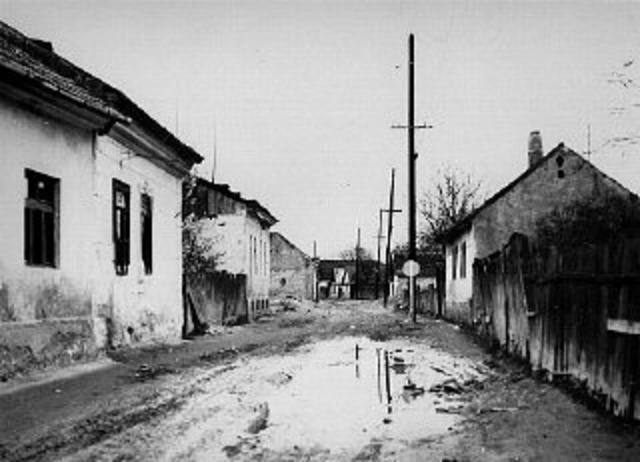 The Sighet Ghettos