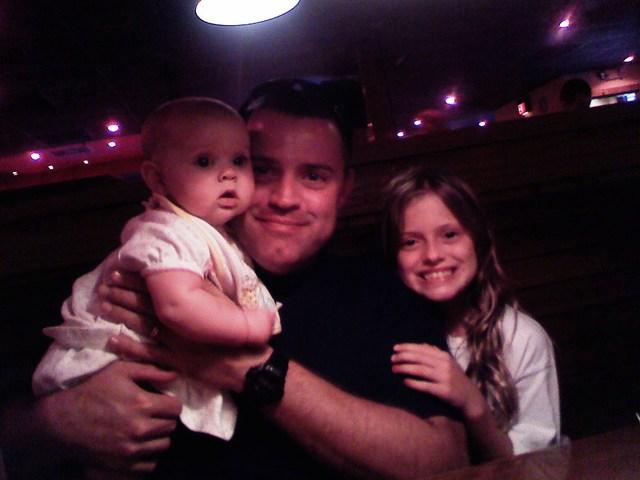 Visiting My Dad & Jordan