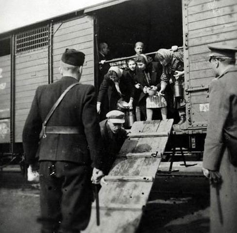 Deportation of Jews from Sighet