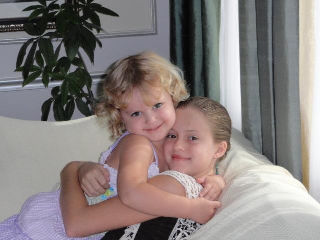 My sister Jordan and Me