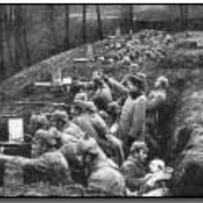 World War I timeline