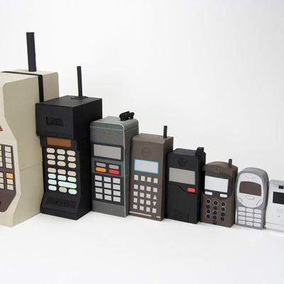 1980-tik gaur eguneraino dauden teknologiak etxean timeline