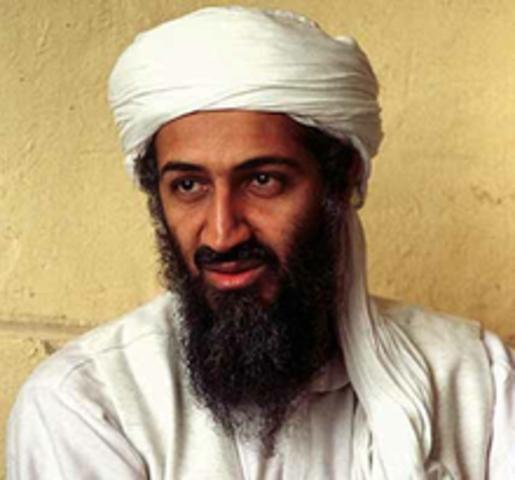 Osama Bin Laden dies