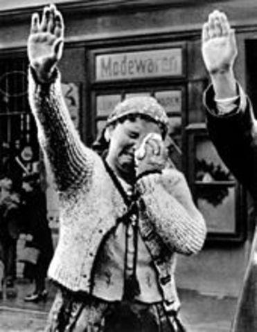 Hitler Invades Czechoslovakia
