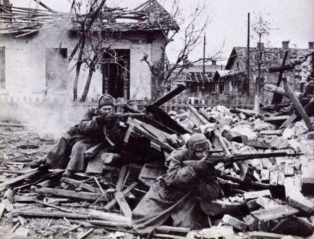 End of Stalingrad