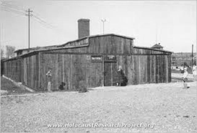 Russian troops liberate Majdanek.