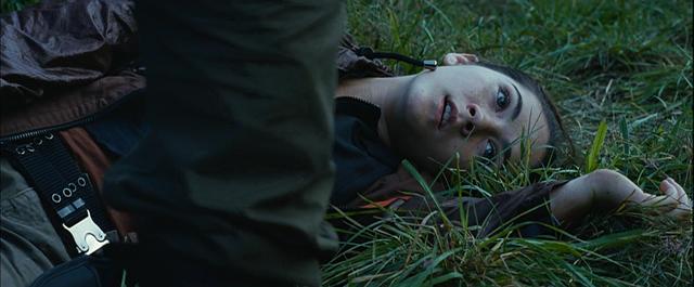 Clove gets killed by Thresh