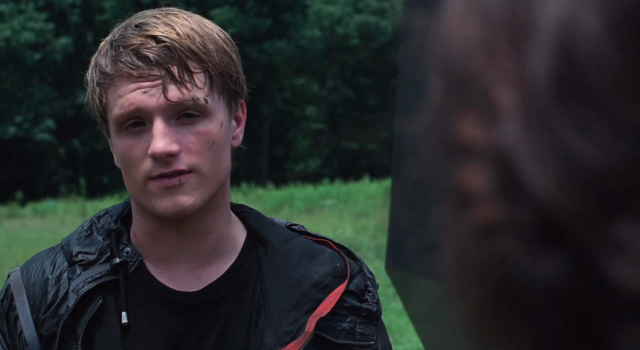 Peeta and Katniss think they won but the one victor rule is revocked.