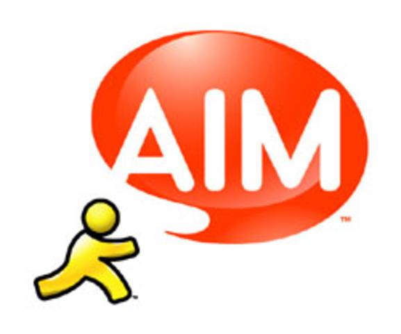 P: AOL AIM instant Messenger