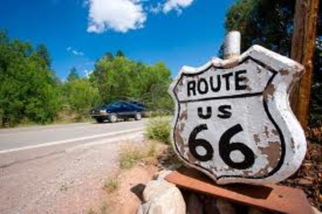 Birth of Route 66