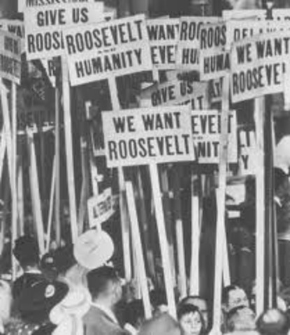 The Great Depression Part 2: The New Deal