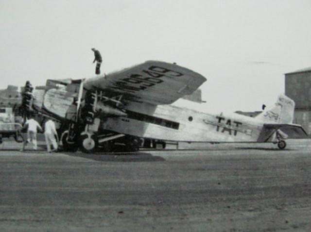 TAT Crash in New Mexico