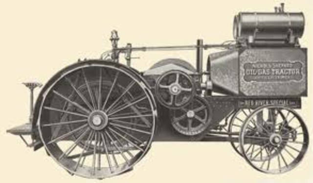 The Birth of the First Tractor