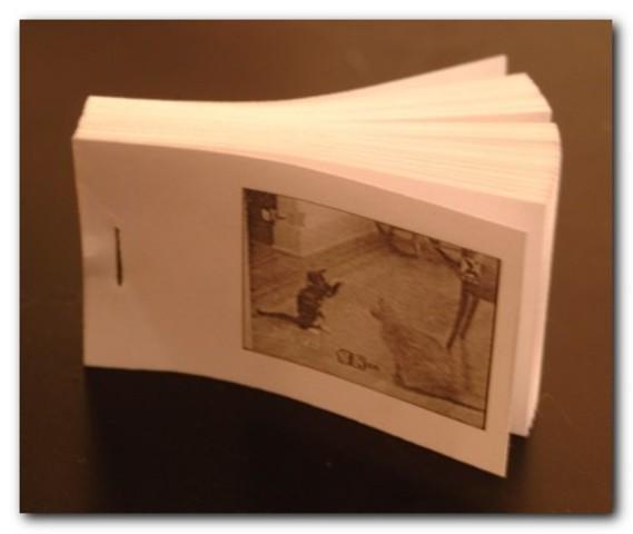 Flip book (kineograph)
