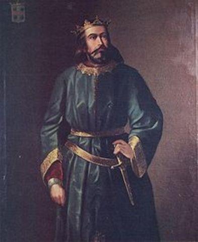 Pedro I (1094-1104) Dinastía Jimena