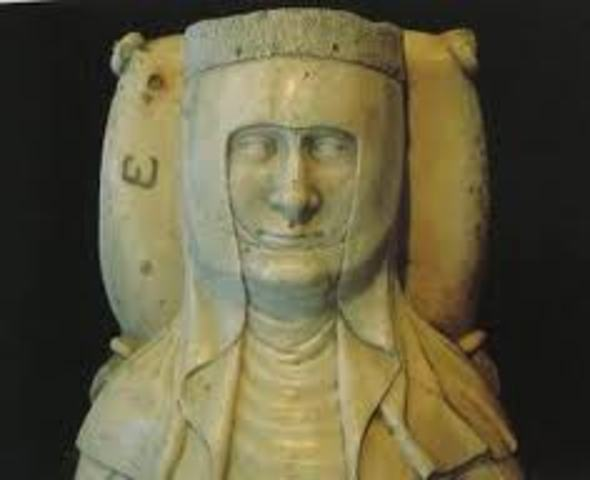Reina Blanca de Navarra Dinastía de Evreux (1425-1441)