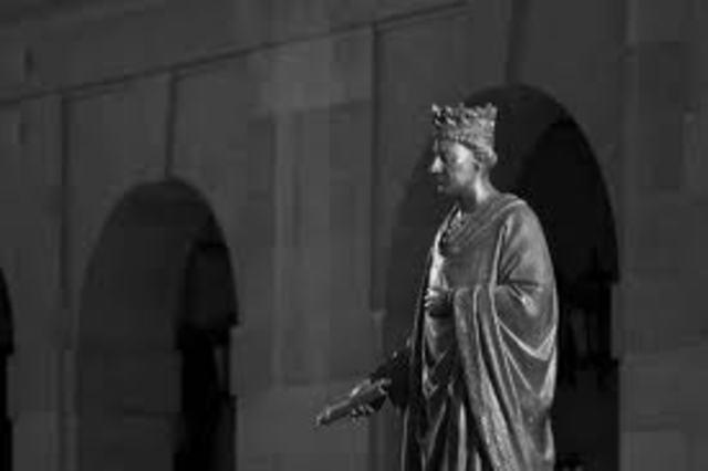 Rey Carlos III el noble Dinastía Evreux (1387-1425)