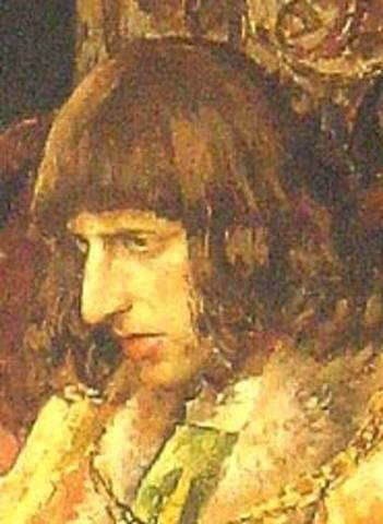 CARLOS PRÍNCIPE DE VIANA (1458-1461)
