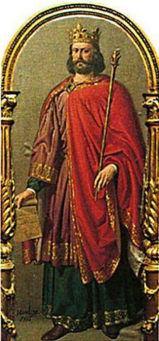 """Sancho VI """"El sabio"""" Dinastía Jimena (1150-1194)"""