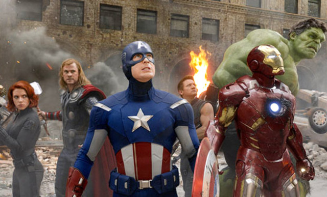 Nick motivates the remaining Avengers to unite togther and finally work as a team.